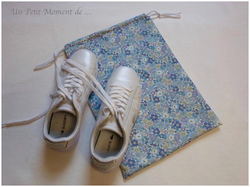 Pochon pour chaussures 1