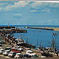 Le Tréport - l'avant port - datée 1977