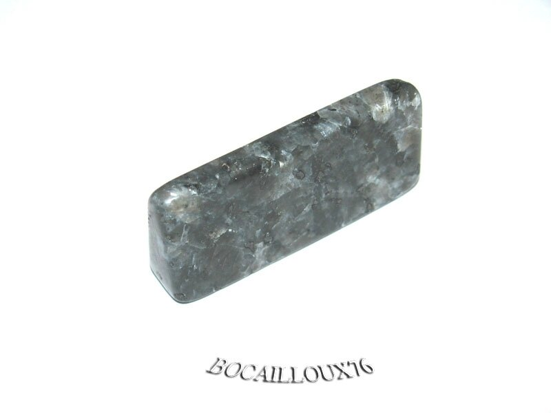 PORTE COUTEAU LARVIKITE 12 - 40x19x10mm - ART DE LA TABLE