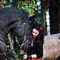 Shooting photo : un amour de cheval