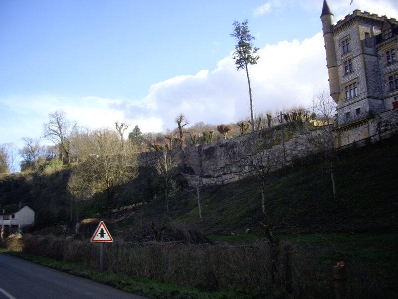 Le Parc du château de Cieurac