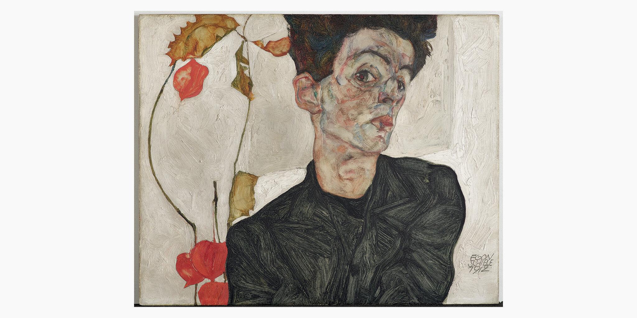 Basquiat et Schiele, enfin !