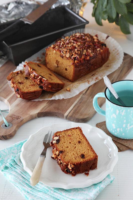 cake à la pulpe de fruit extracteur de jus 0000004 LE MIAM MIAM BLOG
