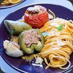 Légumes farcis à l'italienne