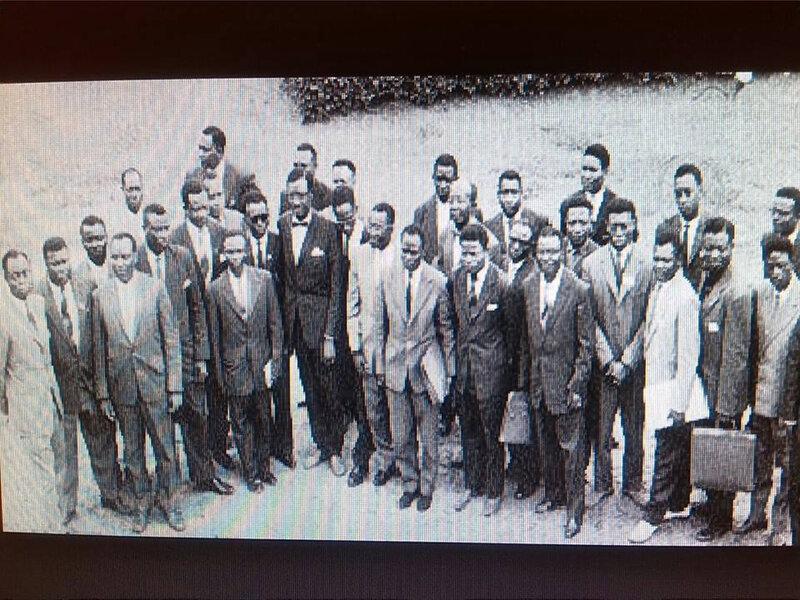 Membres de l'ABAKO