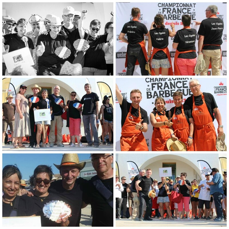 Championnat de france barbecue 2016 1