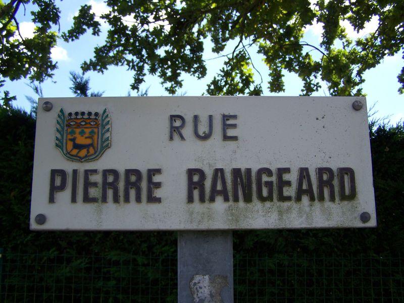 La Gaubretière (85), rue Pierre Rangeard