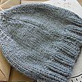 Un peu de tricot....