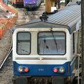 L'X 2100 & les locos au fond à Toulouse