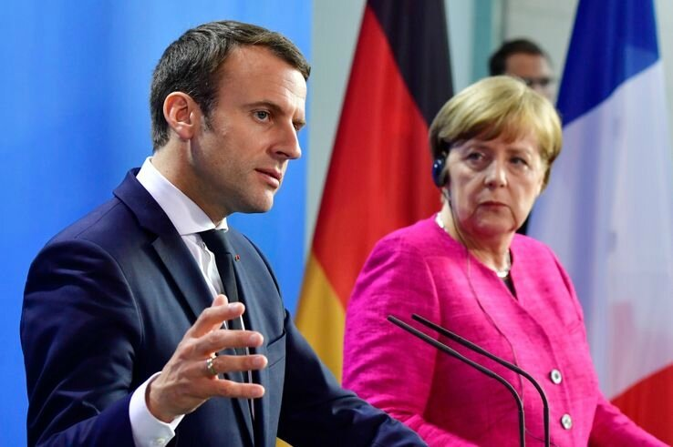 COUPLE FRANCO-ALLEMAND