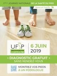 """Résultat de recherche d'images pour """"journée mondiale de la santé du pied 2019"""""""