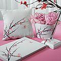 Mirabelle et les fleurs de cerisier