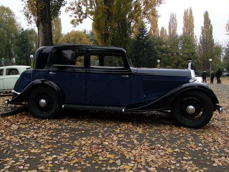 HOTCHKISS Type 615 1934 Retrorencard 3