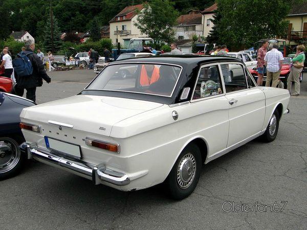 FORD Taunus 15M P6 Berline 2 portes 1966 b