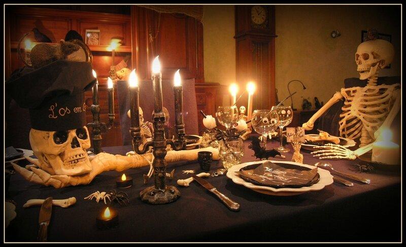 l'invité et la table