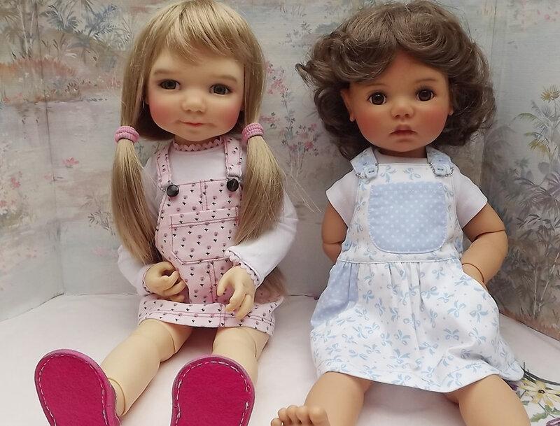 Mélinda et Miranda