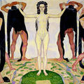 Ferdinand hodler, 'a symbolist vision