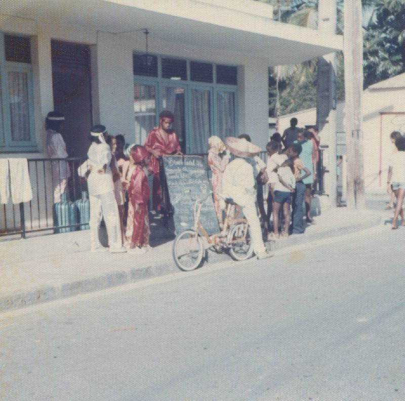 Carnaval St FRançois - Guadeloupe 75-76