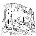 L'eglise de champcevinel en 1353 ?