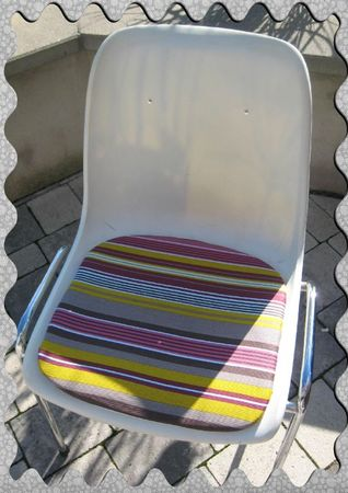 customisation chaise 1