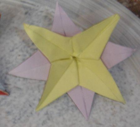 fleur_origami