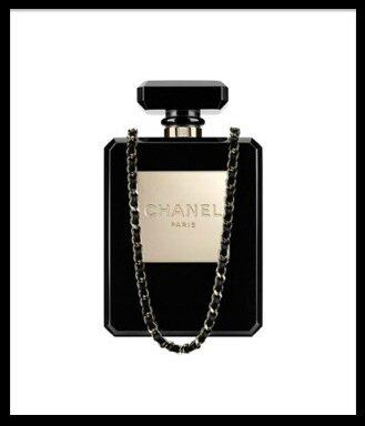 chanel sac soir flacon parfum 3