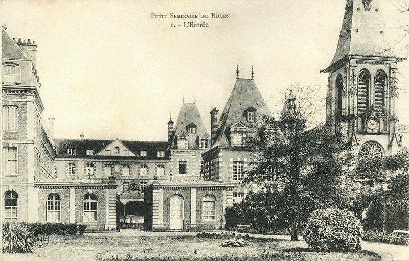 Petit Séminaire Rouen (6)