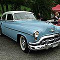 Oldsmobile super 88 4door sedan, 1952