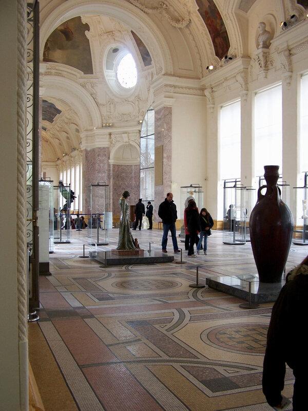 Musée du PETIT PALAIS-PARIS