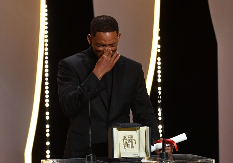 Will Smith imitant Nicole Kidman