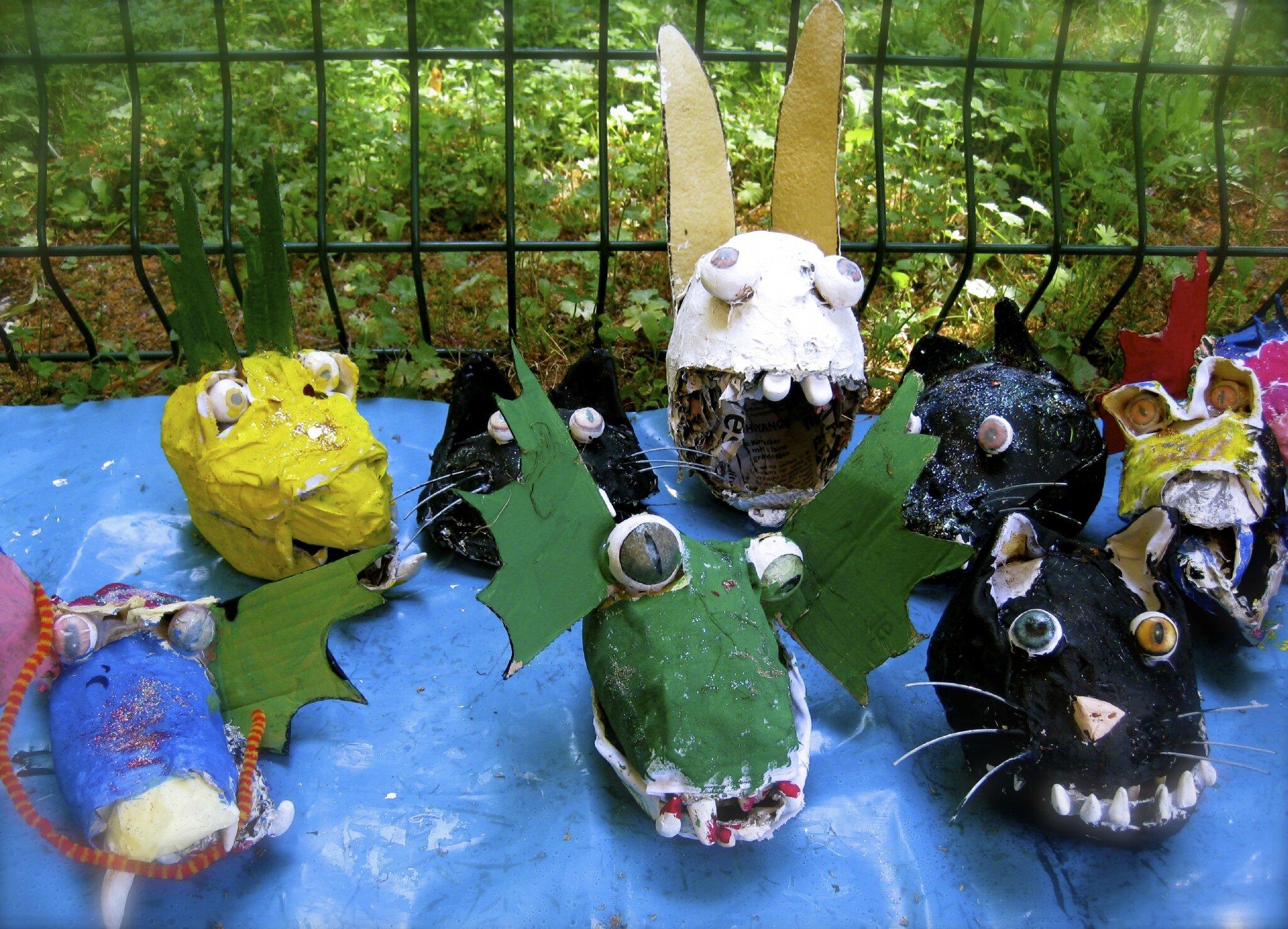 Atelier Dragons