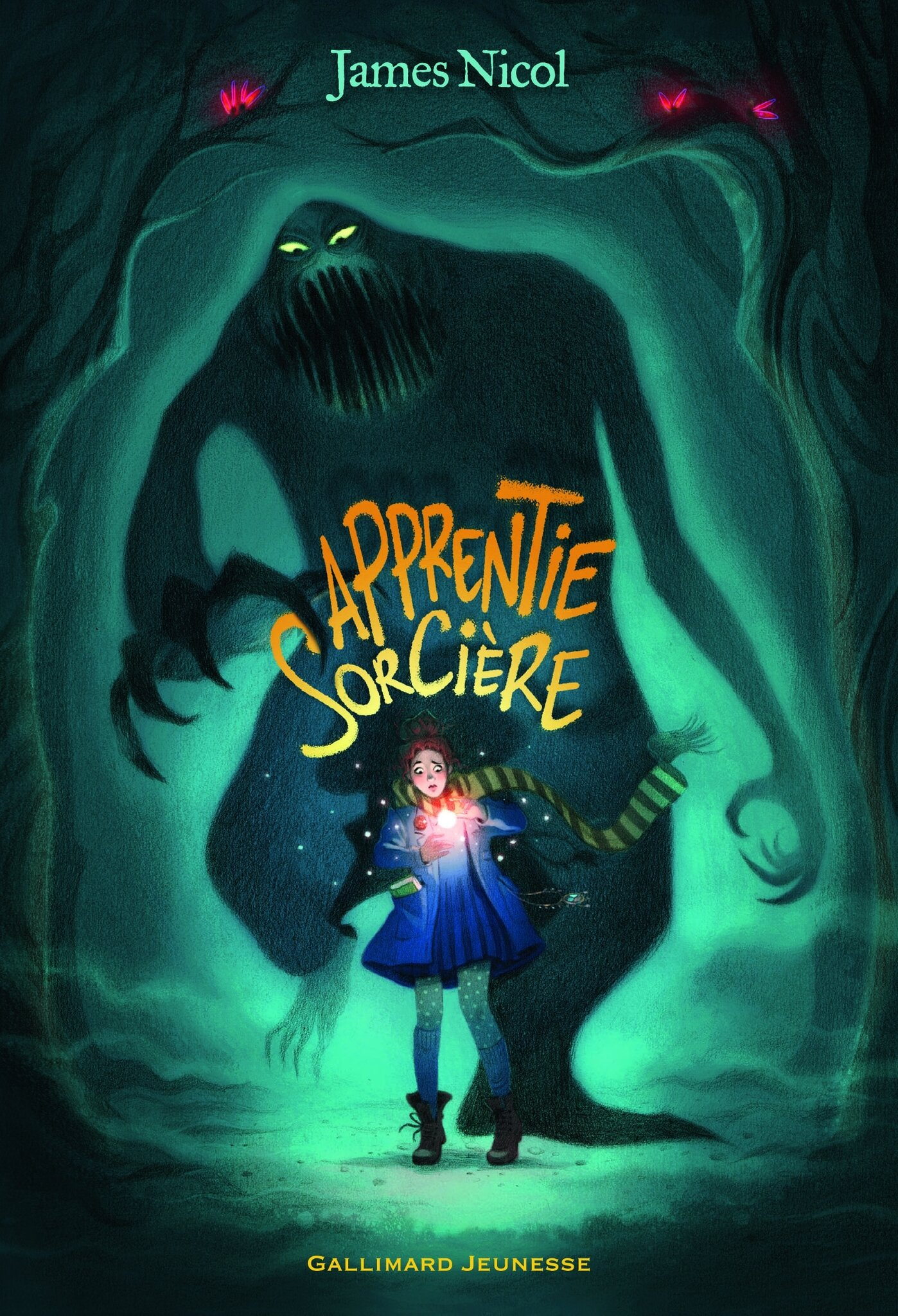 Apprentie sorcière, de James Nicol