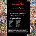 Expo Les Amis Artistes de Danielle Jacqui Draguignan espace Caboch'Arts 05.08.2017