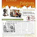 Café littéraire d'octobre... il serait temps!