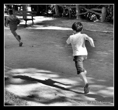 la course enfants