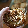 Feuilletés aux épinard et fêta (pâte filo)
