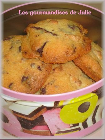 cookies 2 chocolats