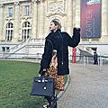 Jolin is in paris!
