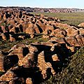 Australie : bungle-bungle purnululu national park