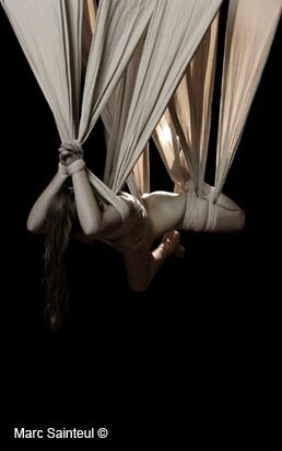 Kinbaku Dancer