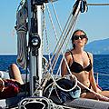 Expédition tour des deux amériques en grèce : de navpaktos à itea - t2a expedition in greece: from navpaktos to itea