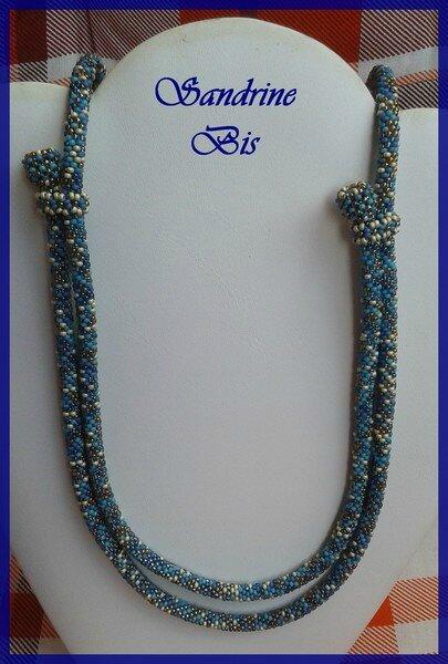 Extra long bleu 3