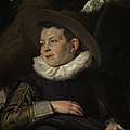 Frans hals (antwerp 1582/83 - 1666 haarlem), portrait of a boy of the van campen family