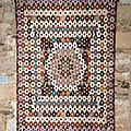 2019-04-22_13-54-29-Quilt de légende-Agathe LESUEUR-Adaptation de -Mary prince mosaic coverlet-