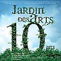 Le jardin des arts - 10ème édition - châteaubourg (35)