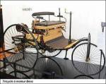le tricycle de Benz