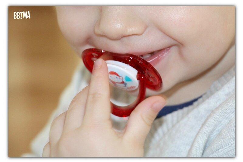 sucette silicone luc et léa collerette incurvée evite rougeurs et les irritations bbtma blog parents maman enfant bébé 3
