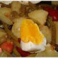 Salade plat