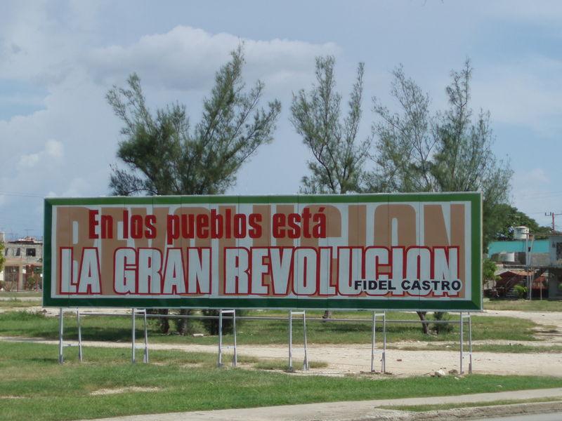 La grande révolution est dans le peuple...