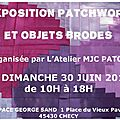 Expo patch à chécy
